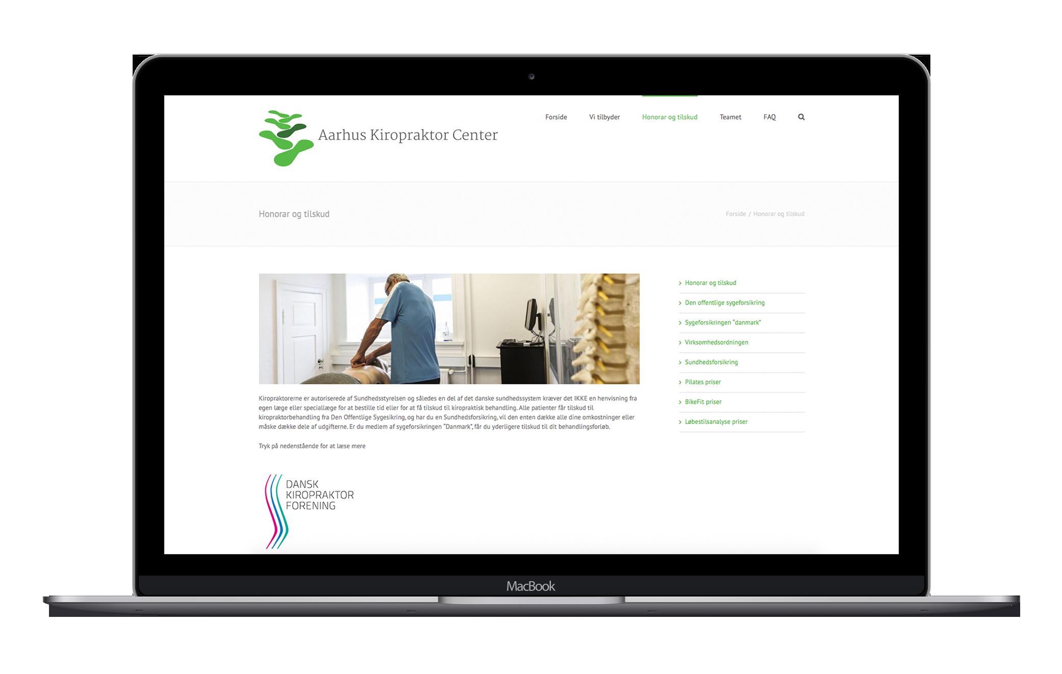 Webhotel og webhosting med optimal sikkerhed og automatisk opdatering