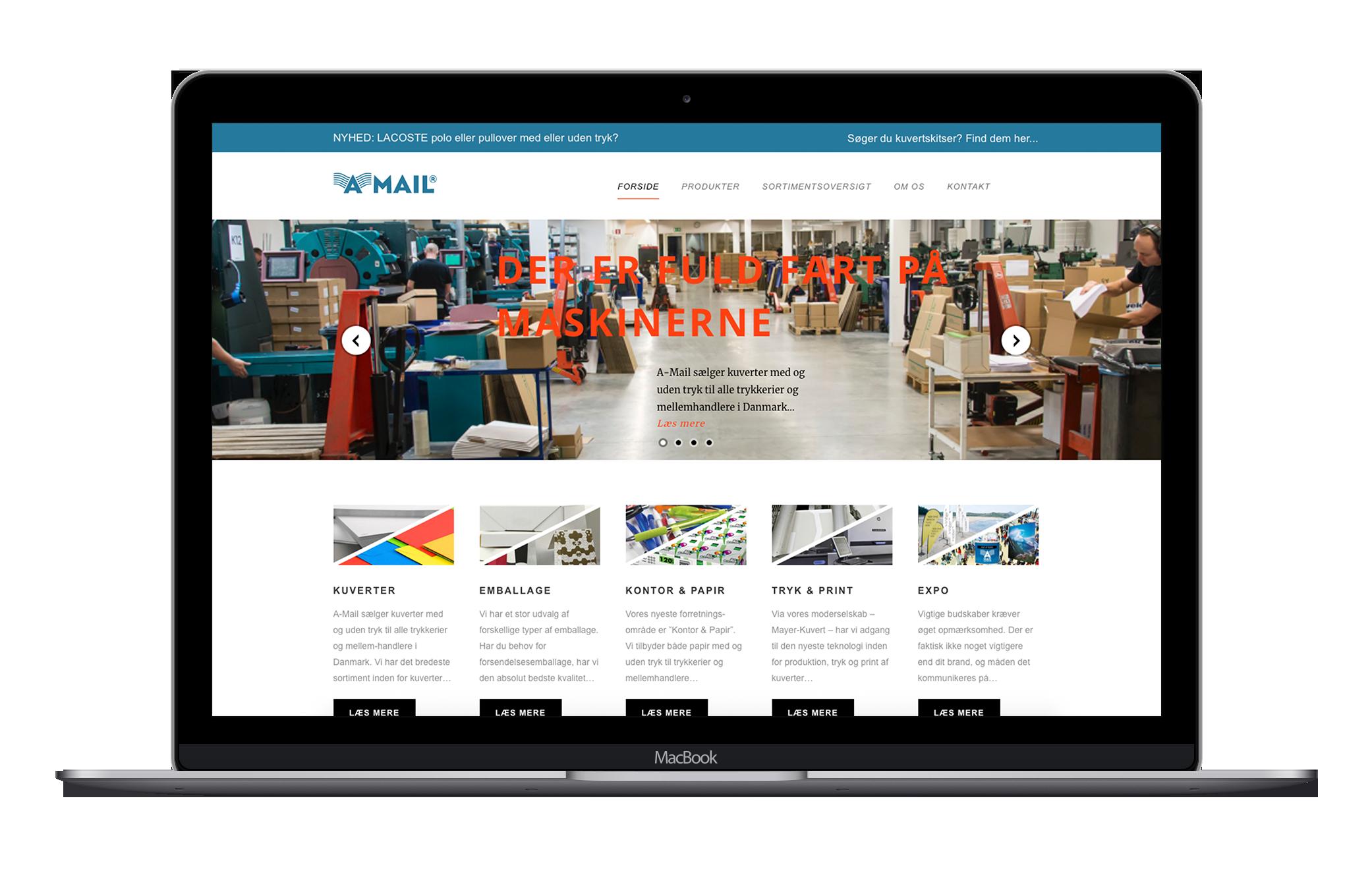 Webhotel med automatisk software opdatering og optimal sikkerhed