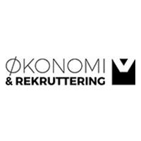 Økonomi & rekruttering logo
